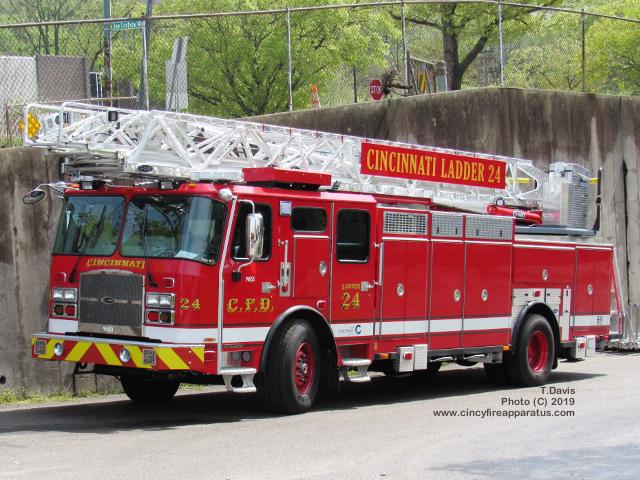 Cincinnati Fire Apparatus