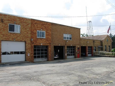 Ford College Station >> North College Hill Fire Department